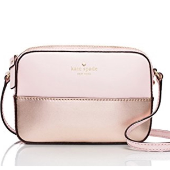 8dbe2a8a0e43 Kate Spade Ivy Street Clover Crossbody Bag